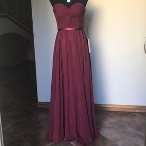 Cinderella Divine long sweetheart Bridesmaid Dress